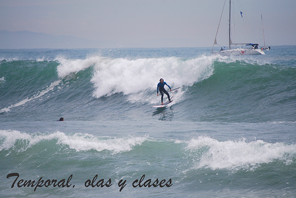 temporal olas clases