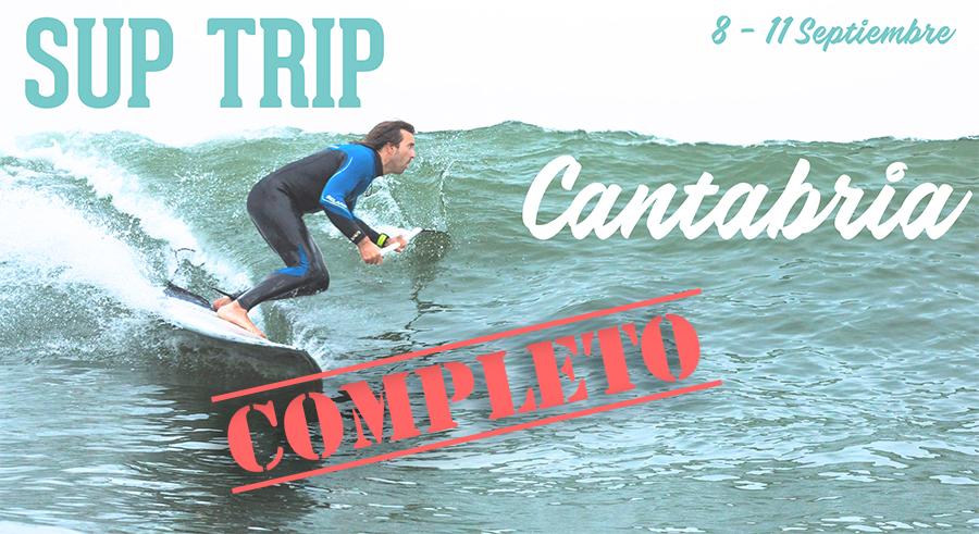 sup trip cantabria